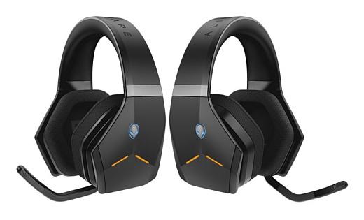 Alienware показала новую игровую гарнитуру Wireless Headset