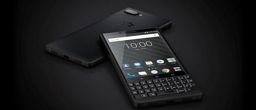 BlackBerry анонсировала смартфон Key2