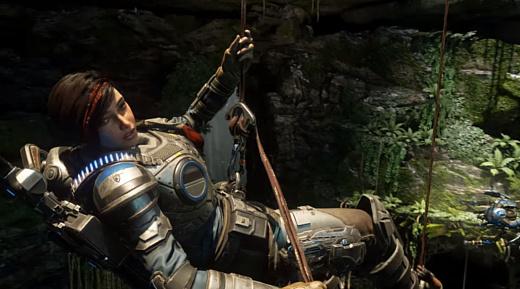 Microsoft анонсировала сразу три новые игры в серии Gears of War