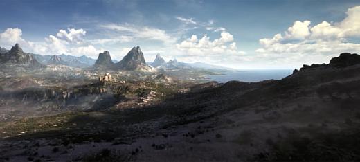 Bethesda анонсировала The Elder Scrolls VI