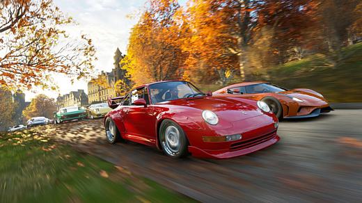 Новая Forza Horizon перенесет игроков в Великобританию