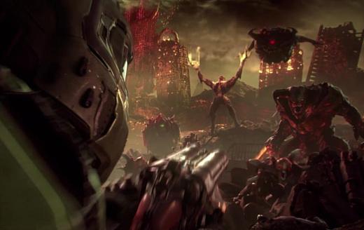 id Software анонсировала новую часть DOOM