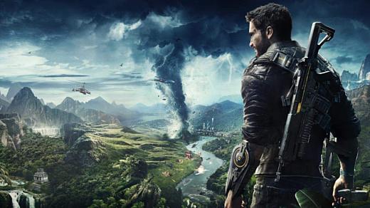 На E3 2018 показали трейлер боевика Just Cause 4