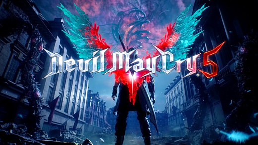 Capcom представила Devil May Cry 5