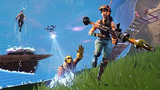 Fortnite преодолела порог в 125 млн игроков