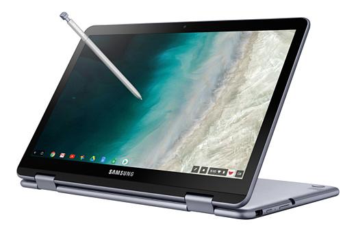 Samsung представила новую версию Chromebook Plus