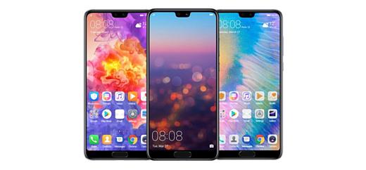 Huawei продала больше 6 млн смартфонов P20