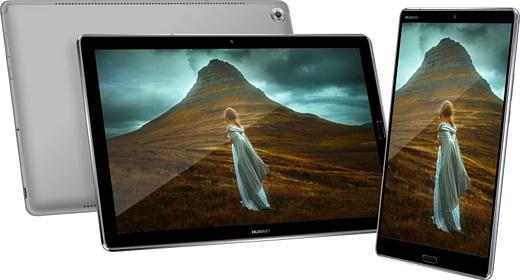Huawei готовит к анонсу недорогой планшет MediaPad C5