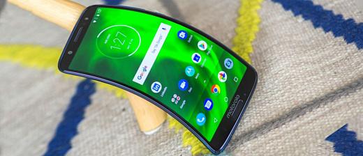 Motorola получила патент на гибкий смартфон нового типа