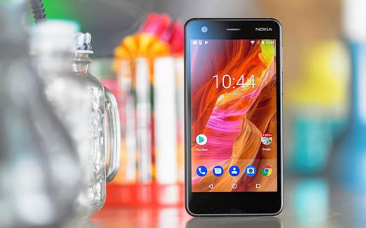 Nokia 2 получил Android 8.1 Oreo