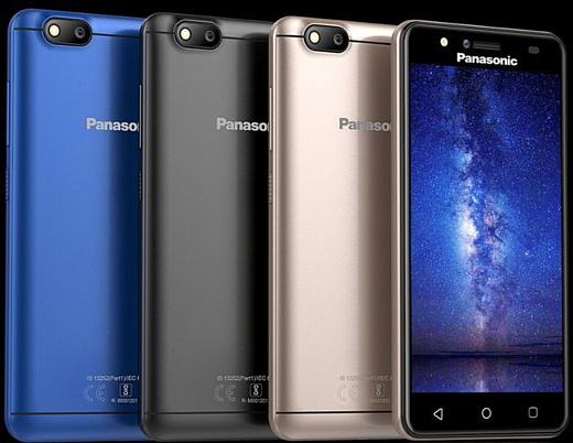 Panasonic выпустила бюджетный смартфон P90