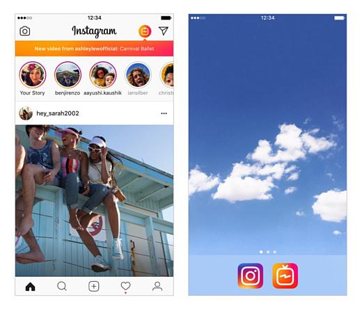 IGTV — новое приложение Instagram для видеороликов