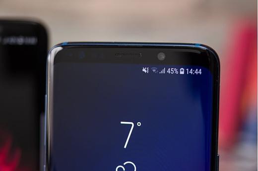 Будущие флагманы Samsung Galaxy получат безрамочные экраны