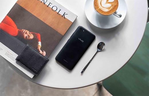 Vivo анонсировала новый смартфон Y81