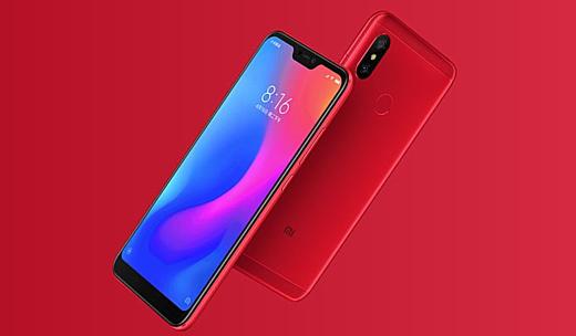 Xiaomi анонсировала недорогой смартфон Redmi 6 Pro