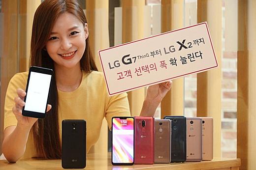 LG выпустила новый недорогой смартфон X2