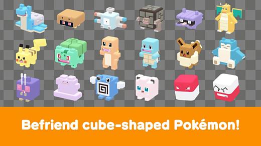 Pokemon Quest вышла на Android и iOS
