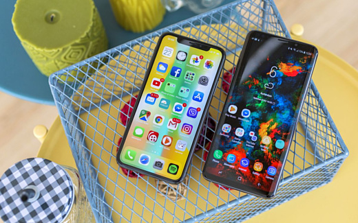 Apple и Samsung прекратили судебные разбирательства о патентах
