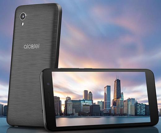 Анонсирован бюджетный смартфон Alcatel 1