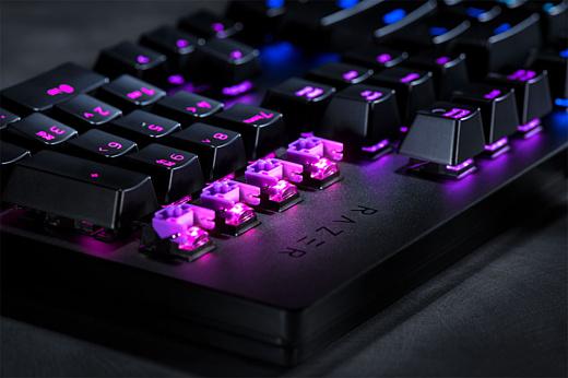 Razer представила две новые геймерские клавиатуры