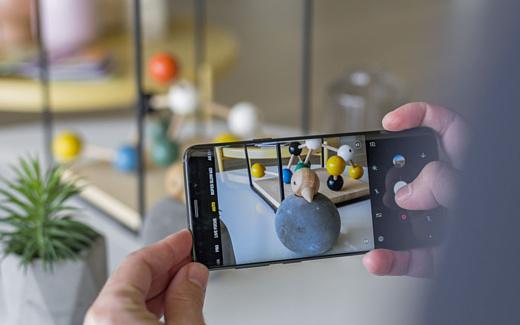 Слух: Samsung Galaxy S10+ получит камеру со сверхширокоугольным объективом