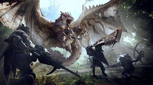Capcom объявила дату выхода ПК-версии Monster Hunter World