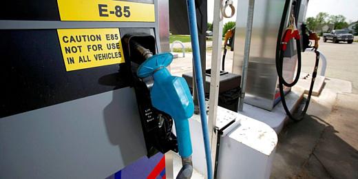 Хакеры украли с колонки в США больше 2 тысяч литров бензина