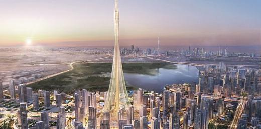 В Дубае построят «самую большую в мире вертикальную ферму»