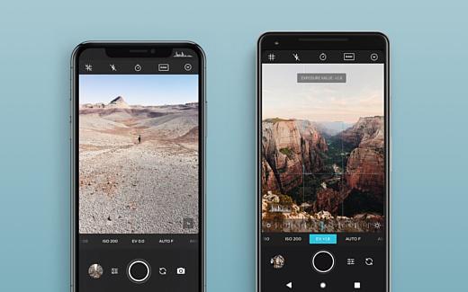 Moment выпустила собственное приложение камеры для Android и iOS