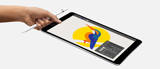 В 2019 на iPad выпустят полноценную версию Photoshop
