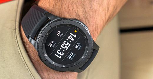 Новые умные часы Samsung назовут Galaxy Watch