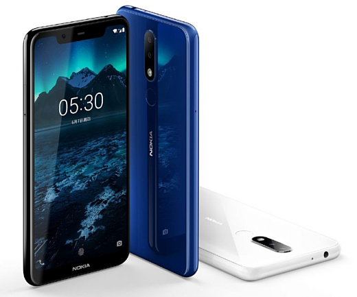 HMD анонсировала Nokia X5