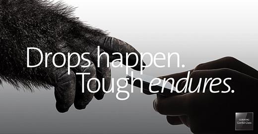 Corning Gorilla Glass 6 сможет выдержать несколько падений