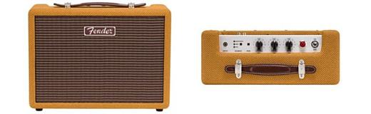 Fender анонсировала винтажную Bluetooth-колонку Tweed Monterey