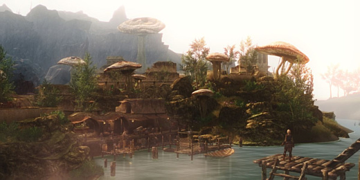 Bethesda не заинтересована в выпуске ремастера Morrowind