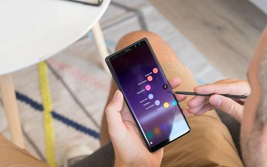 Слух: Samsung планирует объединить серии смартфонов Galaxy S и Galaxy Note