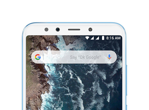 Xiaomi продемонстрировала смартфоны Mi A2 и Mi A2 Lite