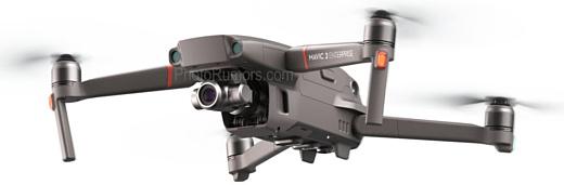 Опубликованы фото и характеристики дрона DJI Mavic 2
