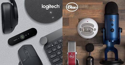 Logitech купить Blue Microphones за $117 млн наличными