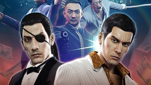 Yakuza 0 появилась в Steam