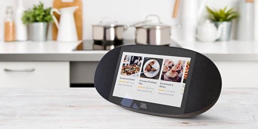 JBL открыла предзаказы умного дисплея Link View