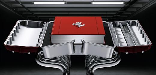 Ferrari выпустила книгу стоимостью в $30 тысяч