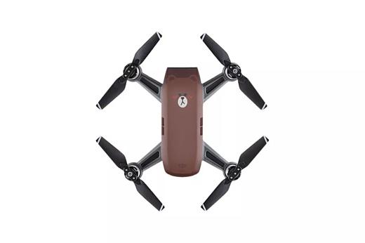 DJI выпустила новую версию дрона Spark