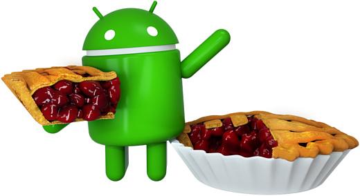 Финальная версия Android 9 получила название Pie