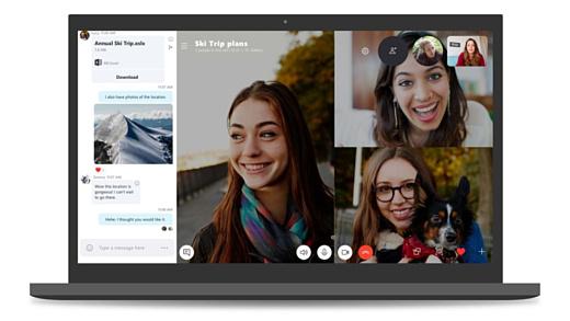 Microsoft: «Мы продолжим поддерживать классическую версию Skype»