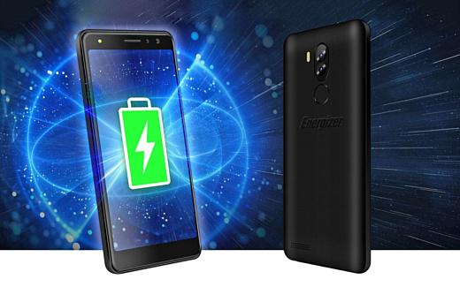 Energizer анонсировала выносливые смартфоны Power Max P490 и P490S