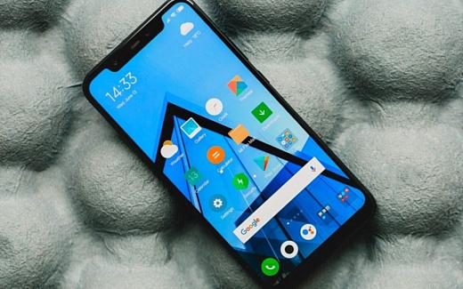 Утечка: первые фото Xiaomi Pocophone F1