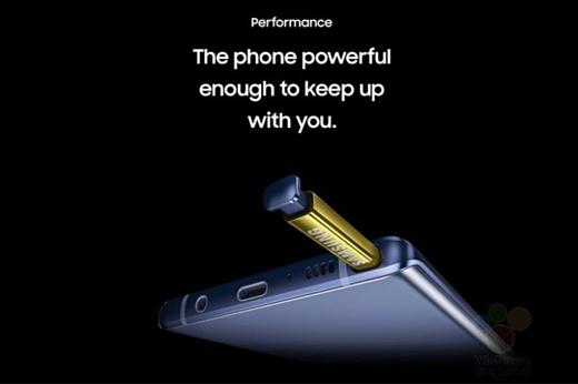 В сеть попали новые качественные рендеры Samsung Galaxy Note 9