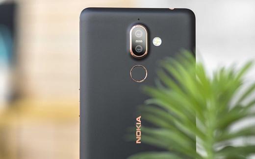 Nokia 7 Plus начали обновлять до Android 9 Pie