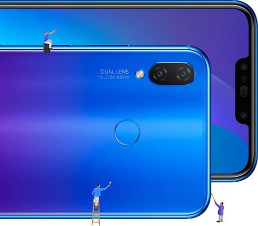 Huawei Nova 3i будут продавать в Европе как P Smart+